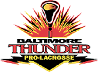 Baltimore Thunder - Image: Baltimore Thunder