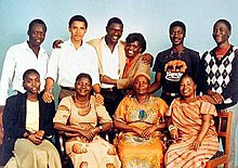 Baracks middle name