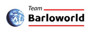 Barloworld (cycling team) - Image: Barloworld team logo