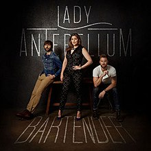 Bartender lady antebellum song wikipedia for Lady antebellum miscarriage how far along