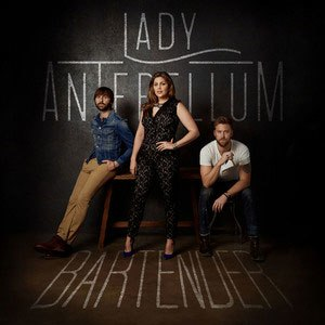 Bartender (Lady Antebellum song) - Image: Bartender Single by Lady Antebellum
