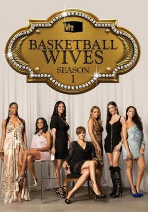 Basketball Wives (season 1) - DVD Cover