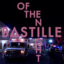 Bastille - Of the Night (studio acapella)
