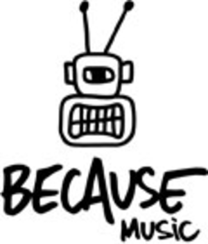 Because Music - Image: Because Music Logo