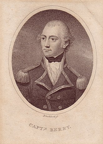Edward Berry - Captain Edward Berry, 1799