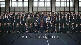 <i>Big School</i> (TV series)