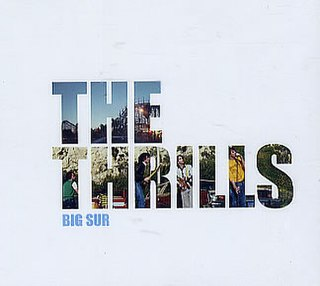 Big Sur (The Thrills song) 2003 single by The Thrills