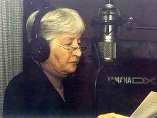 Billie Mae Richards Canadian voice actress