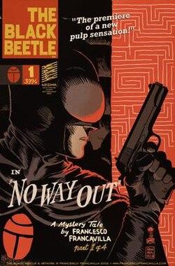 Black beetle comics - photo#19