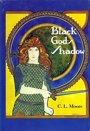 Black God's Shadow - Cover of the first edition