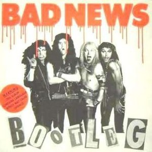Bootleg (Bad News album) - Image: Bootleg (Bad News album)
