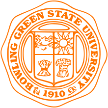 Bowling Green State University seal.svg