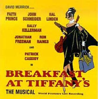 Breakfast at Tiffany's (musical) - Studio Recording
