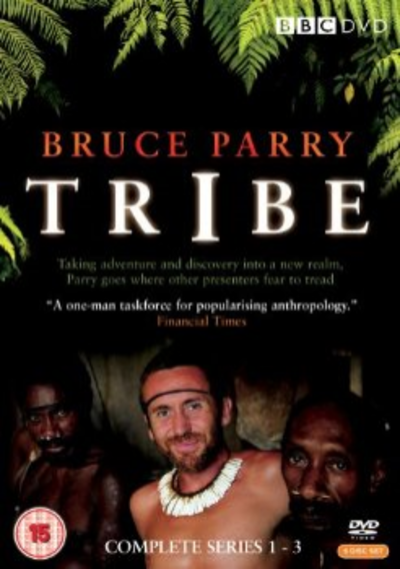 Picture of a TV show: Going Tribal