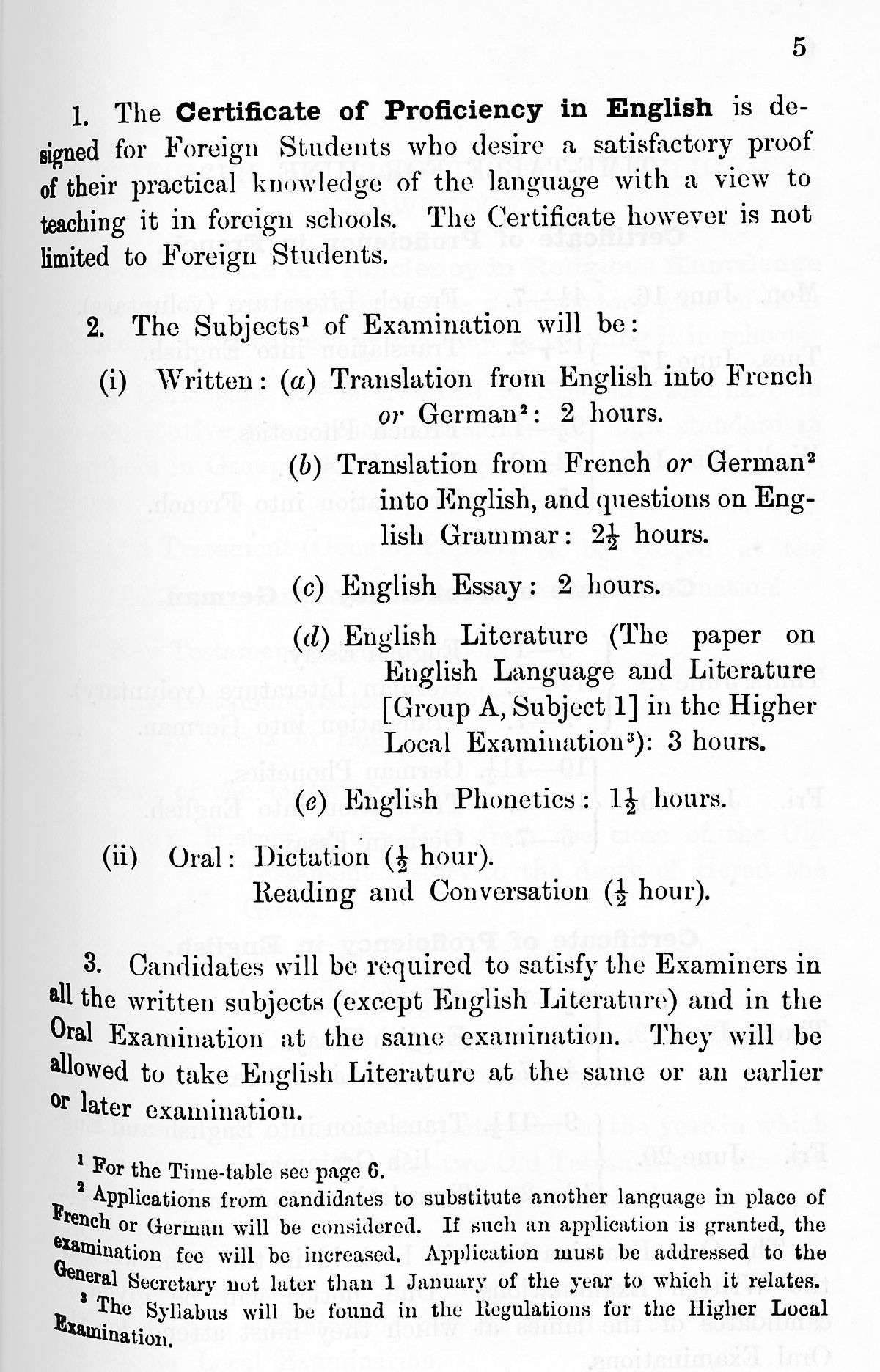 Imperial examination