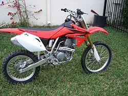 Nomad Bike Honda Crf150r
