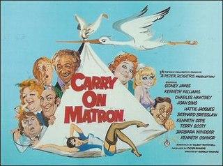 <i>Carry On Matron</i>
