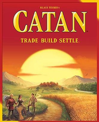 Catan - Image: Catan 2015 boxart