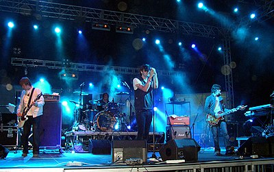 Picture of a band or musician: The Charlatans
