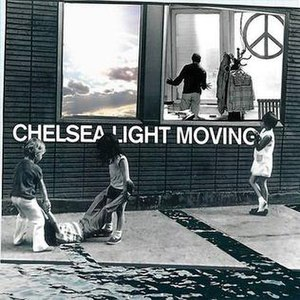 Chelsea Light Moving (album) - Image: Chelsea Light Moving by Chelsea Light Moving album cover