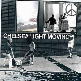 Chelsea Light Moving (album) - Image: Chelsea Light Moving by Chelsea Light Moving album cover