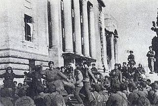 Battle in the Korean War