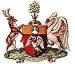 Coat of arms of Buckinghamshire County Council