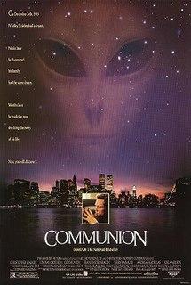 <i>Communion</i> (1989 film) 1989 drama/thriller film directed by Philippe Mora