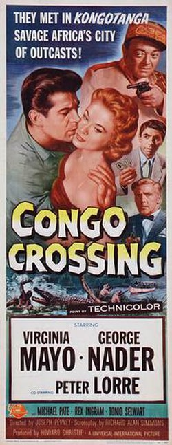 Congo Crossing Wikipedia