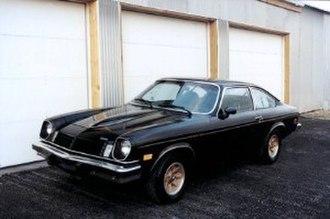Chevrolet Cosworth Vega - 1975 Chevrolet Cosworth Vega