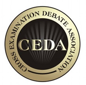Cross Examination Debate Association - Image: Cross Examination Debate Association Logo