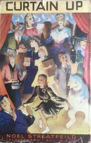 Curtain Up (novel) - First edition