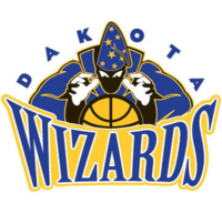 Dakota Wizards logo