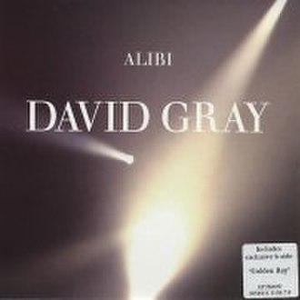 Alibi (David Gray song) - Image: David Gray Alibi 7 inch cover