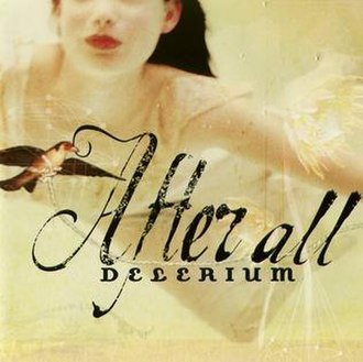 After All (Delerium song) - Image: Delerium After all