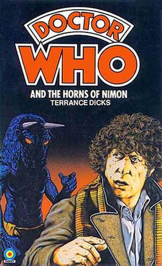 The Horns of Nimon - Image: Doctor Who and the Horns of Nimon