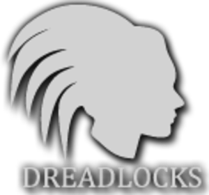 Dreadlocks Ltd - Image: Dreadlocks logo