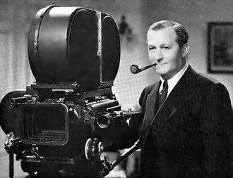 Arthur Edeson - Promotional portrait