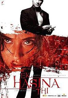 <i>Ek Hasina Thi</i> (film) 2004 Indian film