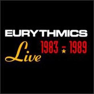 Live 1983–1989 - Image: Eurythmics Live 1983 1989