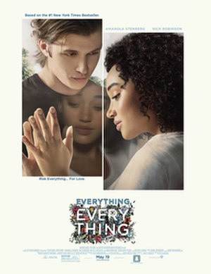 Everything, Everything (film) - Theatrical release poster