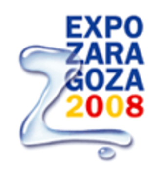 Expo 2008 - Expo 2008 official logo