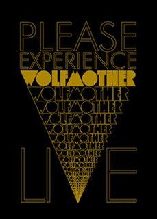 <i>Please Experience Wolfmother Live</i> live album by Wolfmother