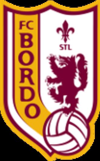 FC Bordo Saint Louis - Image: FC Bordo STL logo