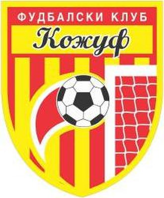 FK Miravci - Logo as Kožuf Miravci