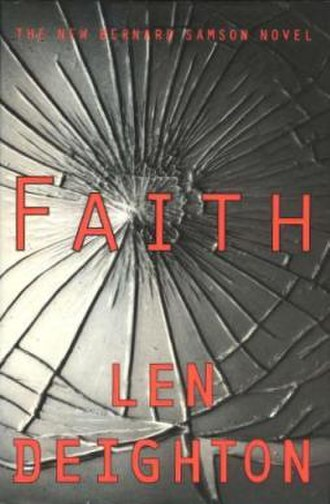 Faith (novel) - First edition cover  (publ. HarperCollins)