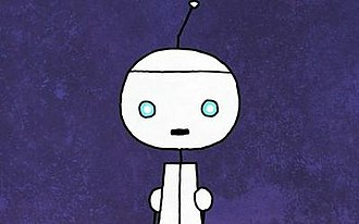 The Law of Non-Contradiction - The story within a story The Planet Wyh, which presents the story of Unit MNSKY (pictured), was praised by critics and compared to the works of Don Hertzfeldt. This was the first occurrence of the series using animation.