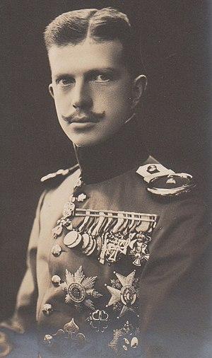 Prince Ferdinand of Bavaria - Image: Ferdbavar