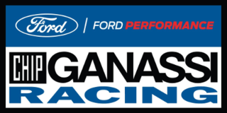 Chip Ganassi Racing motorsports organization competing in several racing series