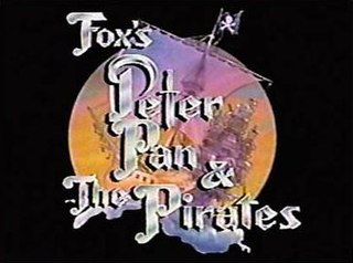 <i>Foxs Peter Pan & the Pirates</i> Television series